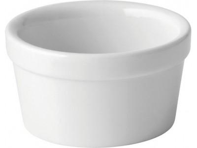 "Titan White Tapas Deep Dish 3"" (7.5cm)"