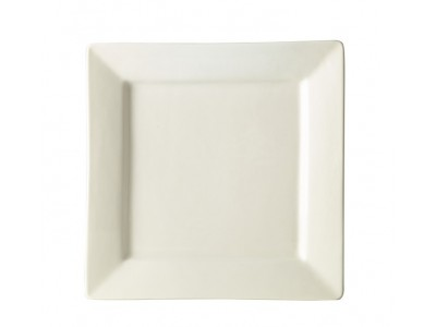 RGFC Square Plate 24cm/9.25""