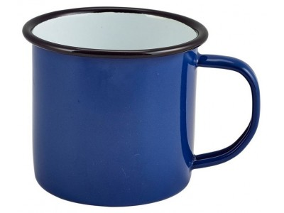 Enamel Mug Blue 36cl/12.5oz