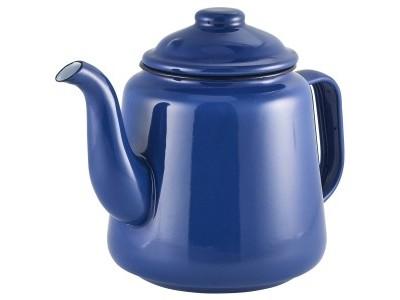 Enamel Teapot Blue 1.5L