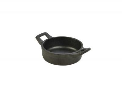 Mini Cast Iron Round Eared Dish 11 x...