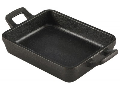 Mini Cast Iron Rectangular Dish...