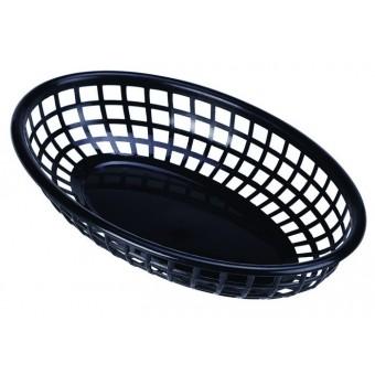 Fast Food Basket Black 23.5...