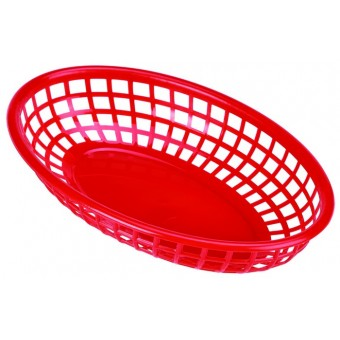 Fast Food Basket Red 23.5 x...