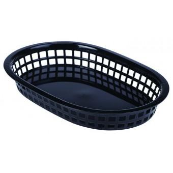 Fast Food Basket Black 27.5...