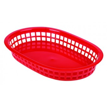 Fast Food Basket Red 27.5 x...
