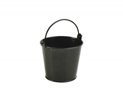 Galvanised Steel Serving Bucket 10cm...