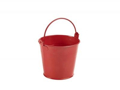 Galvanised Steel Serving Bucket 10cm...