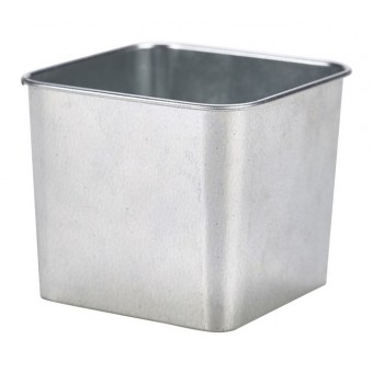 Galvanised Steel Square Tub...