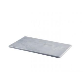 Grey Marble Platter 32x18cm...