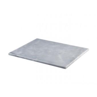 Grey Marble Platter 32x26cm...