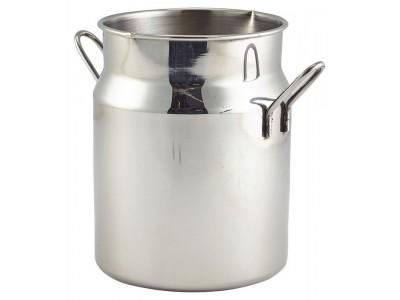 Mini Stainless Steel Milk Churn 16oz