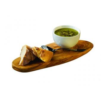 Olive Wood Rustic Platter...
