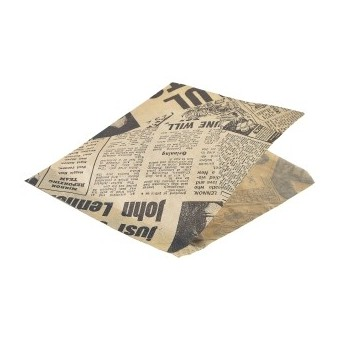 Greaseproof Paper Bags...