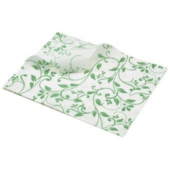 Greaseproof Paper Green...