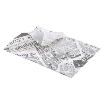 Greaseproof Paper White...