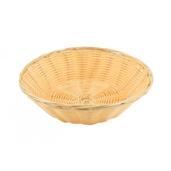 Round Polywicker Basket...