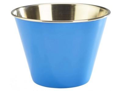 12oz Stainless Steel Ramekin Blue