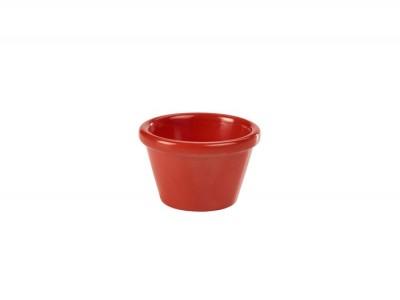 Ramekin 1.5oz Smooth Red