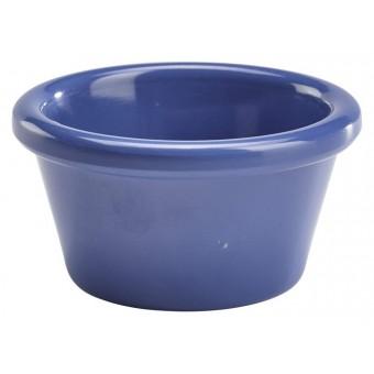 Ramekin 2oz Smooth Blue