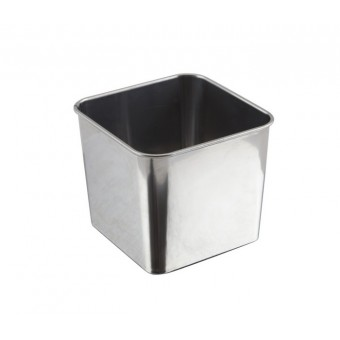 Stainless Steel Square Tub...