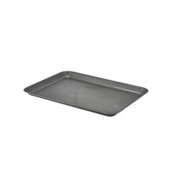 Vintage Steel Tray 37x26.5x2cm