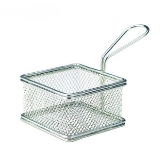 Serving Fry Basket Square...