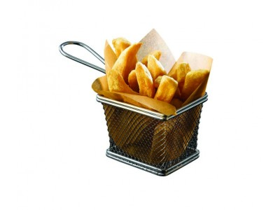 Serving Fry Basket Rectangular 12.5 X...