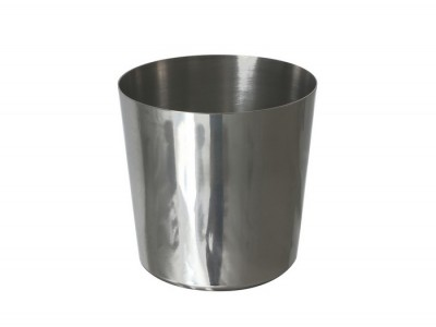 Stainless Steel Serving Cup 8.5 x 8.5cm