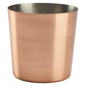 Copper Plated Serving Cup...