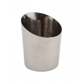 Stainless Steel Angled Cone...