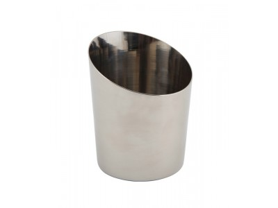 Stainless Steel Angled Cone 11.6 x...