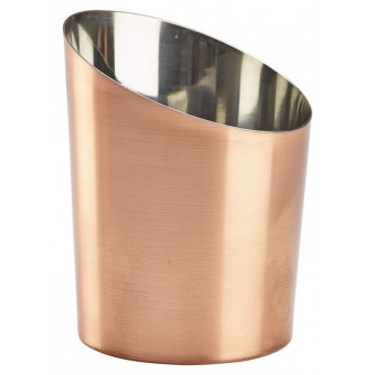 Copper Plated Angled Cone...