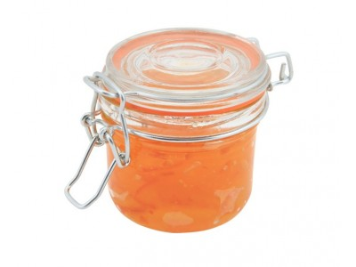 Genware Glass Terrine Jar 200ml 8.2 x...
