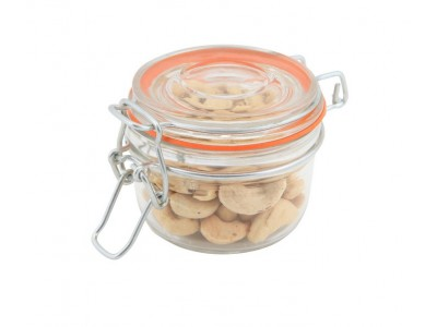 Genware Glass Terrine Jar 125ml 8.1 x...