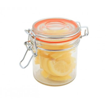 Genware Glass Terrine Jar...