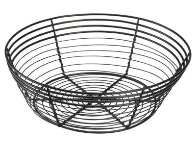Wire Basket, Round 25.5 x 8cm