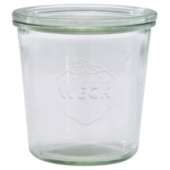 WECK Jar 58cl/20.4oz 10cm...