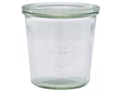 WECK Jar 58cl/20.4oz 10cm (Dia)