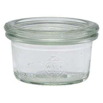 WECK Mini Jar 5cl/1.75oz...