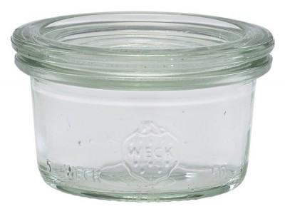 WECK Mini Jar 5cl/1.75oz 6cm (Dia)
