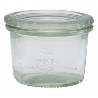 WECK Mini Jar 8cl/2.8oz 6cm...