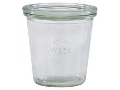 WECK Jar 29cl/10.2oz 8cm (Dia)
