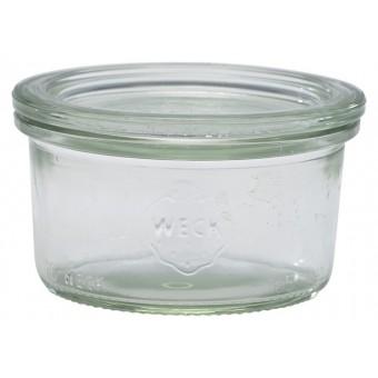 WECK Jar 16.5cl/5.8oz 8cm...