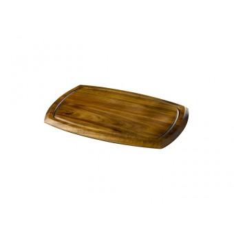 Genware Acacia Wood Serving...