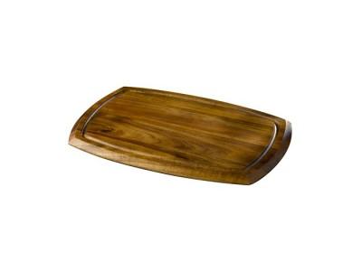 Genware Acacia Wood Serving Board 36...