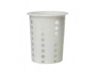 Cutlery Cylinder White 100 mm...