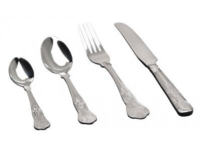 Soup Spoon Kings Pattern (Dozen)