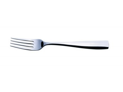 Genware Square Table Fork 18/0 (Dozen)