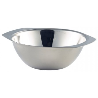 S/St.Soup Bowl 12oz 110mm Dia